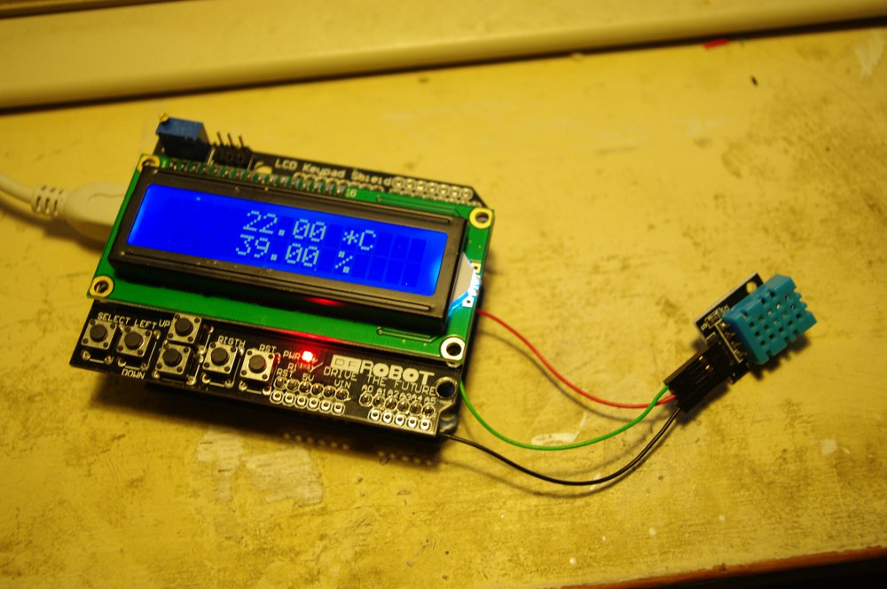 Arduino download dht.h