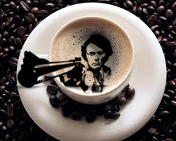 This coffee is strong enough to defend itself